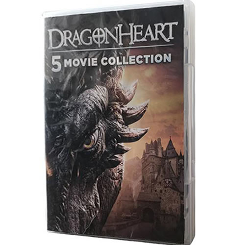 Dragonheart: 5-Movie Collection DVD
