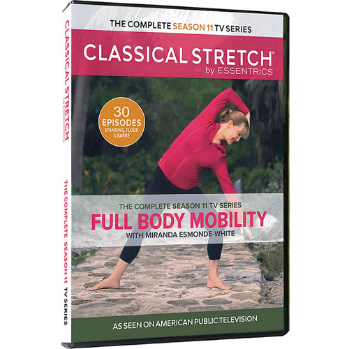 Classical Stretch Complete Season 11 DVD