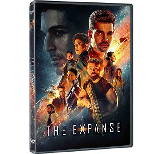 The Expanse Season 5 DVD