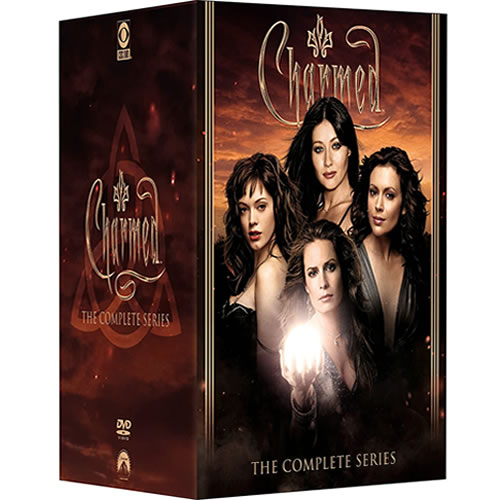 Charmed Complete Series DVD Box Set Wholesale