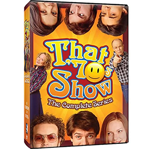 That 70s show Complete Series DVD Box Set