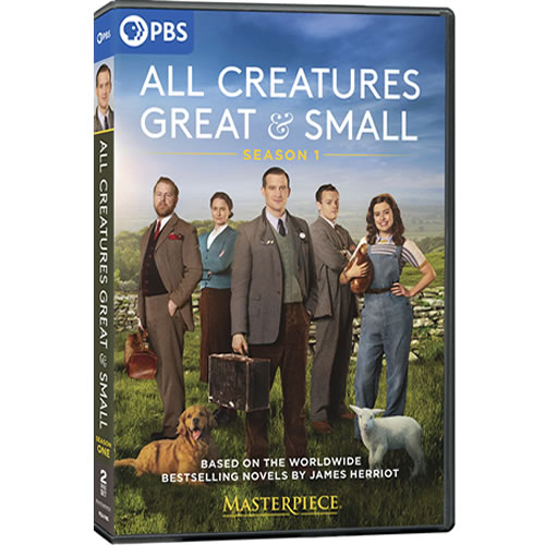 All Creatures Great and Small Season 1 DVD Wholesale