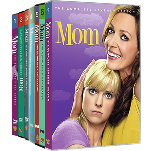 Mom Complete Series 1-7 DVD