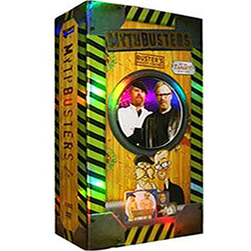 MythBusters Complete Series DVD Box Set Wholesale