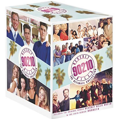 Beverly Hills 90210: The Ultimate Collection DVD