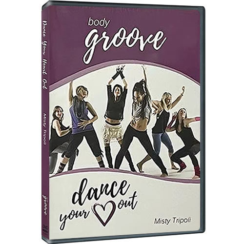 Body Groove Dance: Your Heart Out DVD