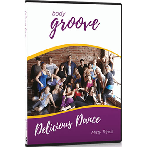 Body Groove: Delicious Dance DVD