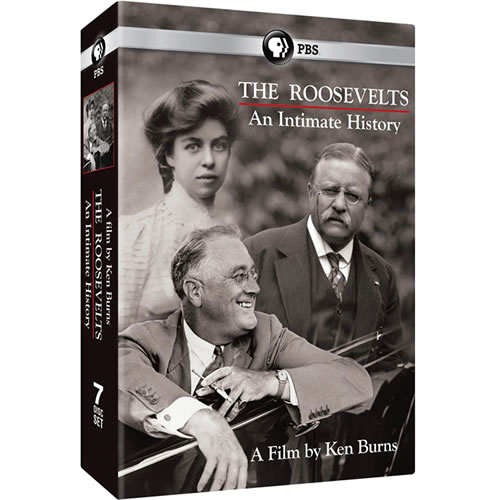 The Roosevelts: An Intimate History DVD