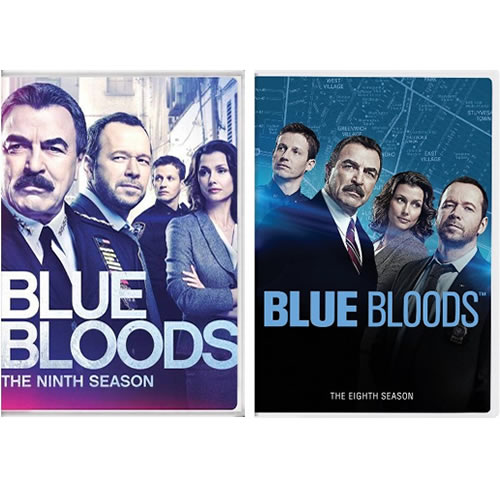 Blue Bloods Complete Series 8-9 8-9