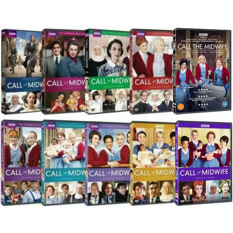 Call The Midwife Complete Series 1-10 1-10