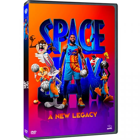 Space Jam: A New Legacy DVD