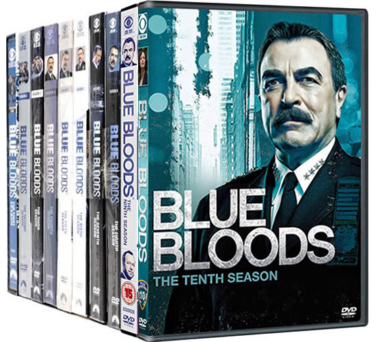 Blue Bloods Complete Series 1-10 1-10