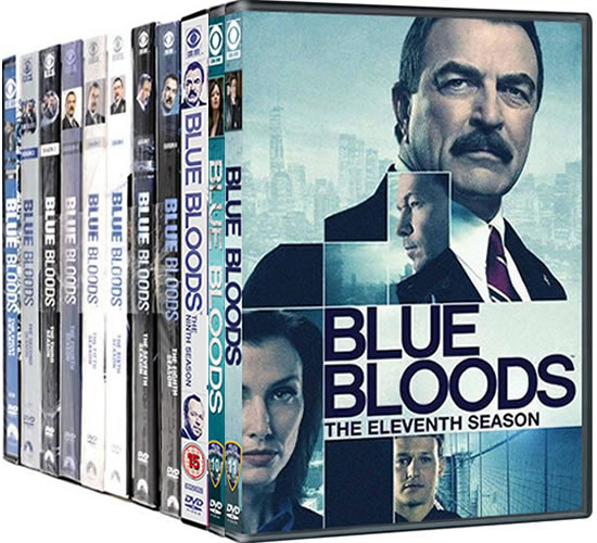 Blue Bloods Complete Series 1-11 1-11
