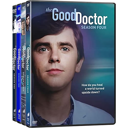 The Good Doctor Complete Series 1-4 1-4